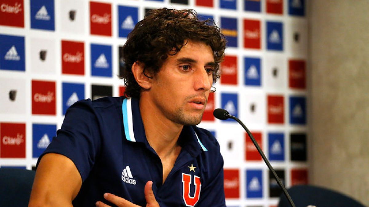 """Mathías Corujo: """"Tenemos el mejor plantel del fútbol chileno y no lo estamos plasmando"""""""