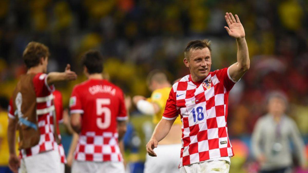 Uno menos para la Eurocopa 2016: Ivica Olic anuncia su retiro de la selección de Croacia