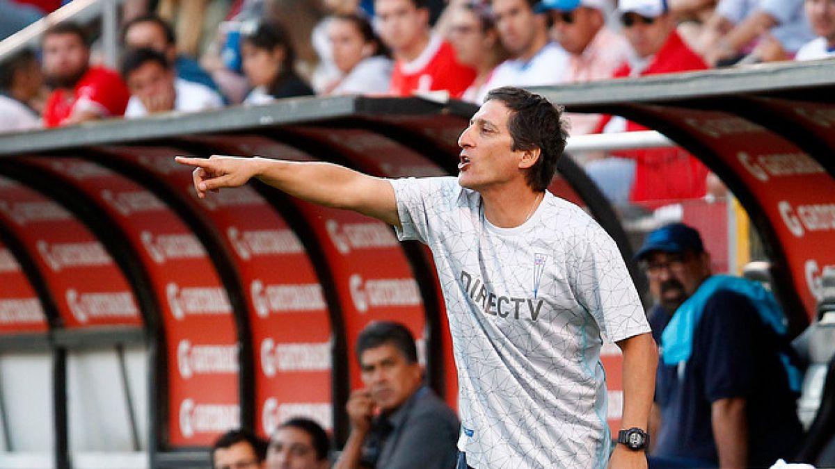 Mario Salas y el clásico: Tenemos las herramientas y sabemos cómo jugarle a Colo Colo