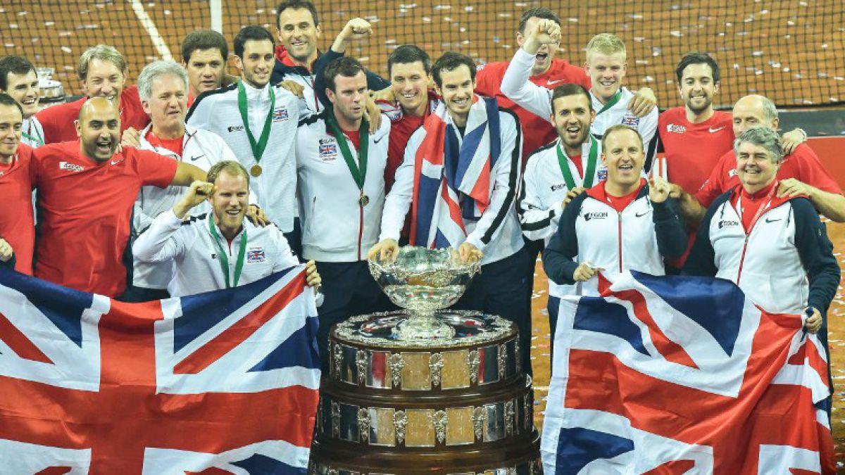 Murray y Djokovic acaparan miradas en el Grupo Mundial de Copa Davis
