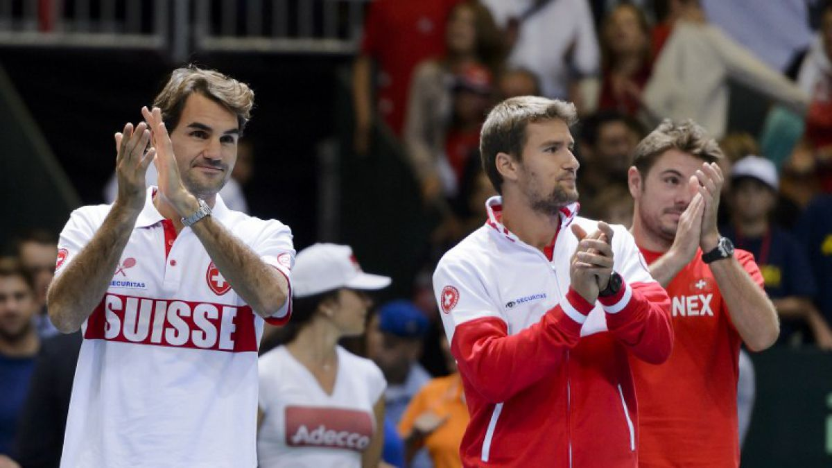 Roger Federer confirma que no acudirá a los Juegos de Rio por lesión