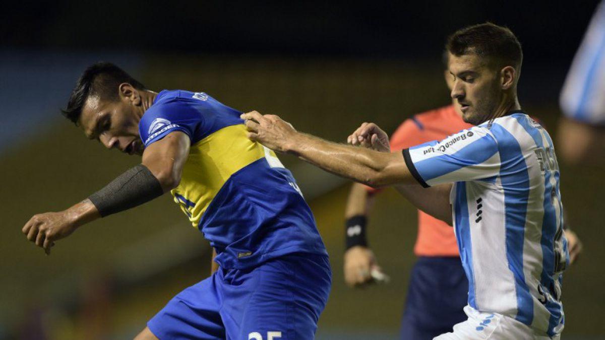 Boca Juniors logra un deslucido empate con Racing y sigue sin ganar en Copa Libertadores
