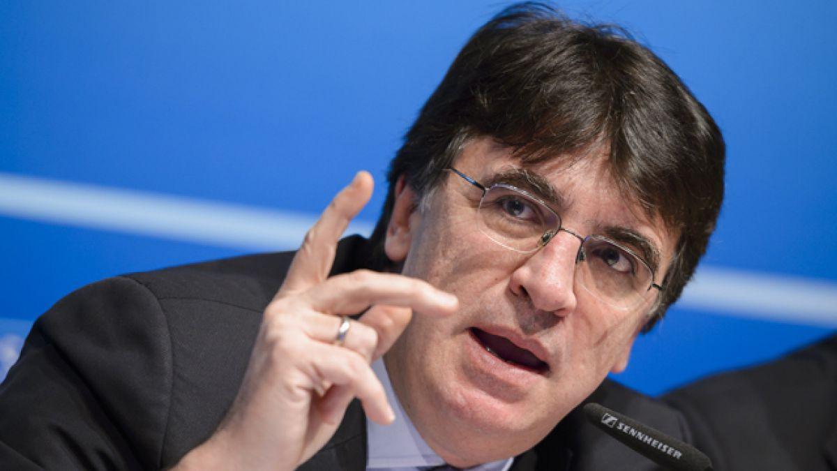 El griego Theodore Theodoridis sucede a Gianni Infantino como secretario general de la UEFA