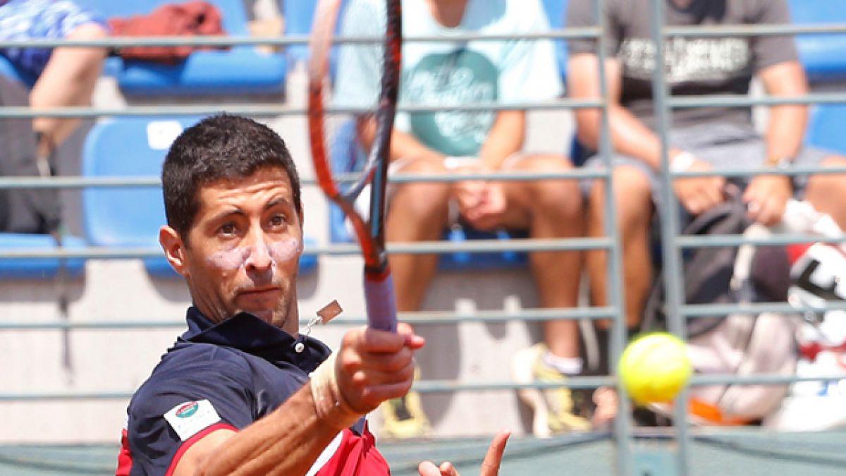 Podlipnik le da el primer punto a Chile sobre República Dominicana en Copa Davis