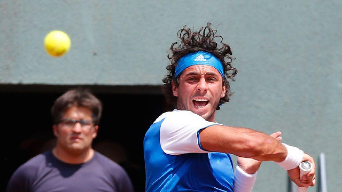 Lama se adjudica el mejor triunfo de su carrera tras vencer a tenista 86° del ATP
