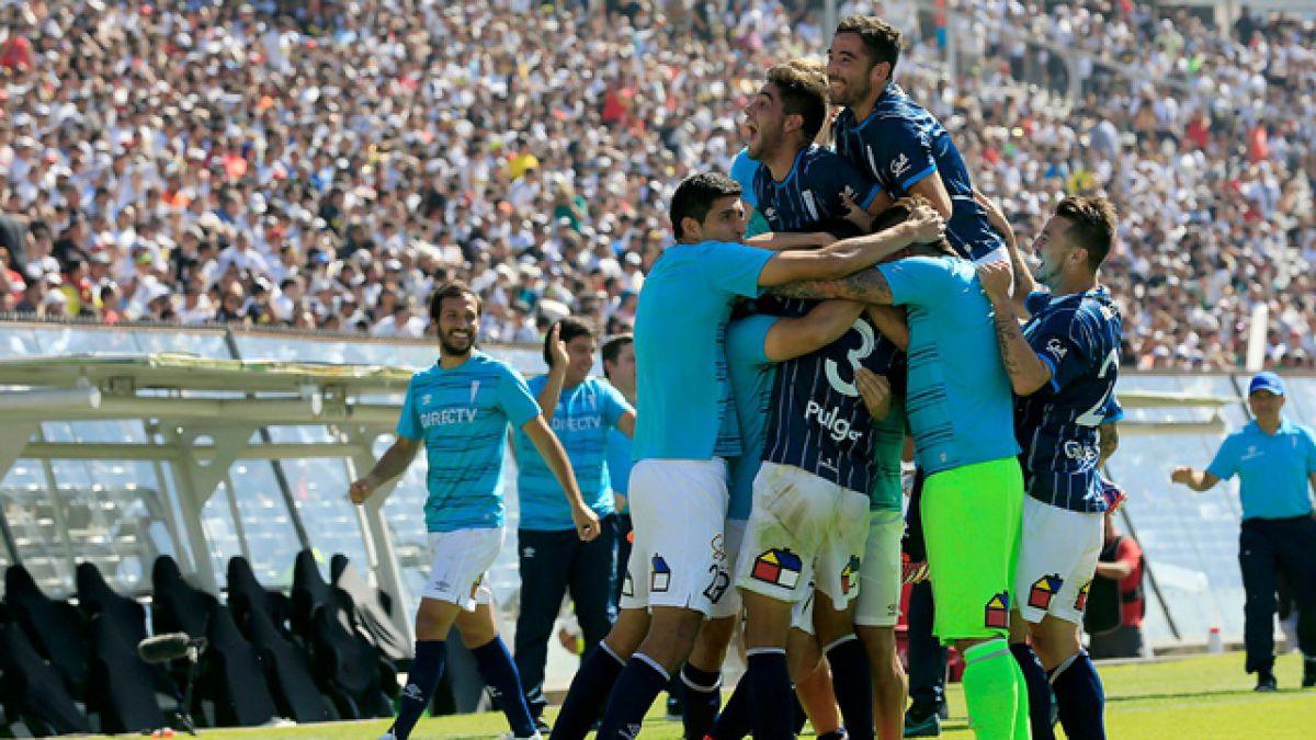 """U. Católica busca la """"paternidad"""" ante Colo Colo en el Estadio Monumental"""