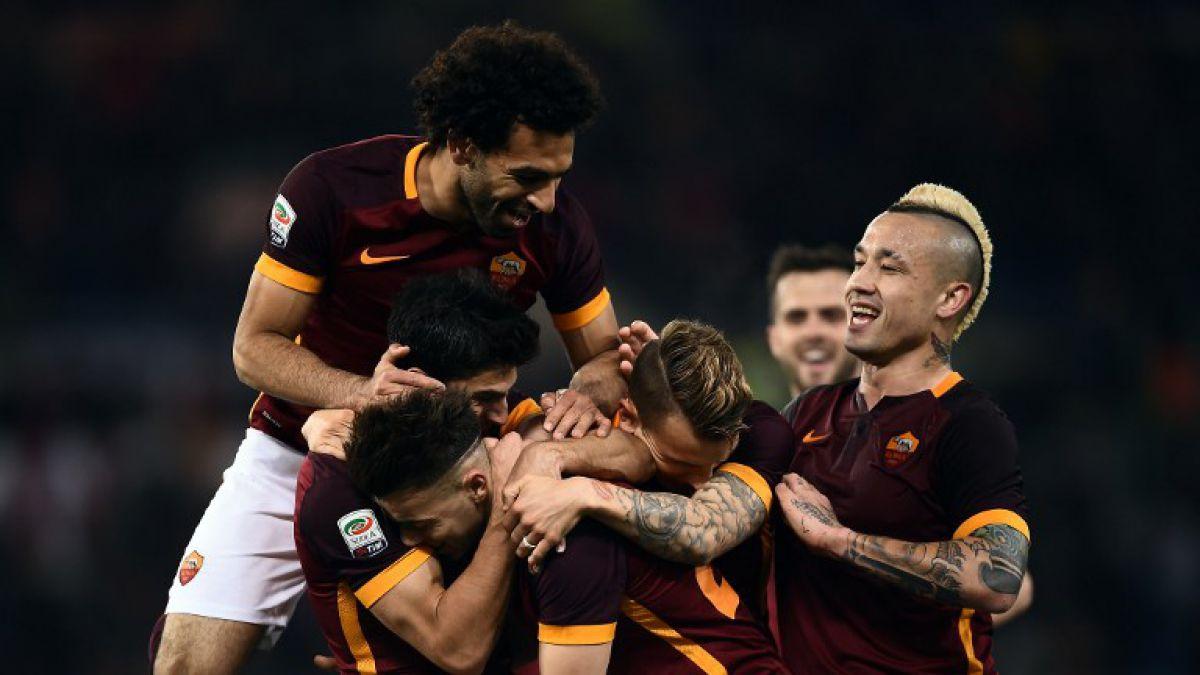Fiorentina y Fernández caen goleados en su visita frente a la Roma