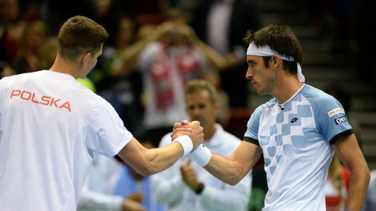 Grupo Mundial de Copa Davis: Argentina, Italia y Francia están con un pie en cuartos
