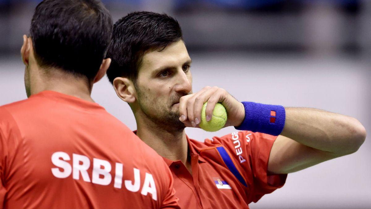 Copa Davis por el mundo: Serbia se complica y Gran Bretaña a un paso de los cuartos
