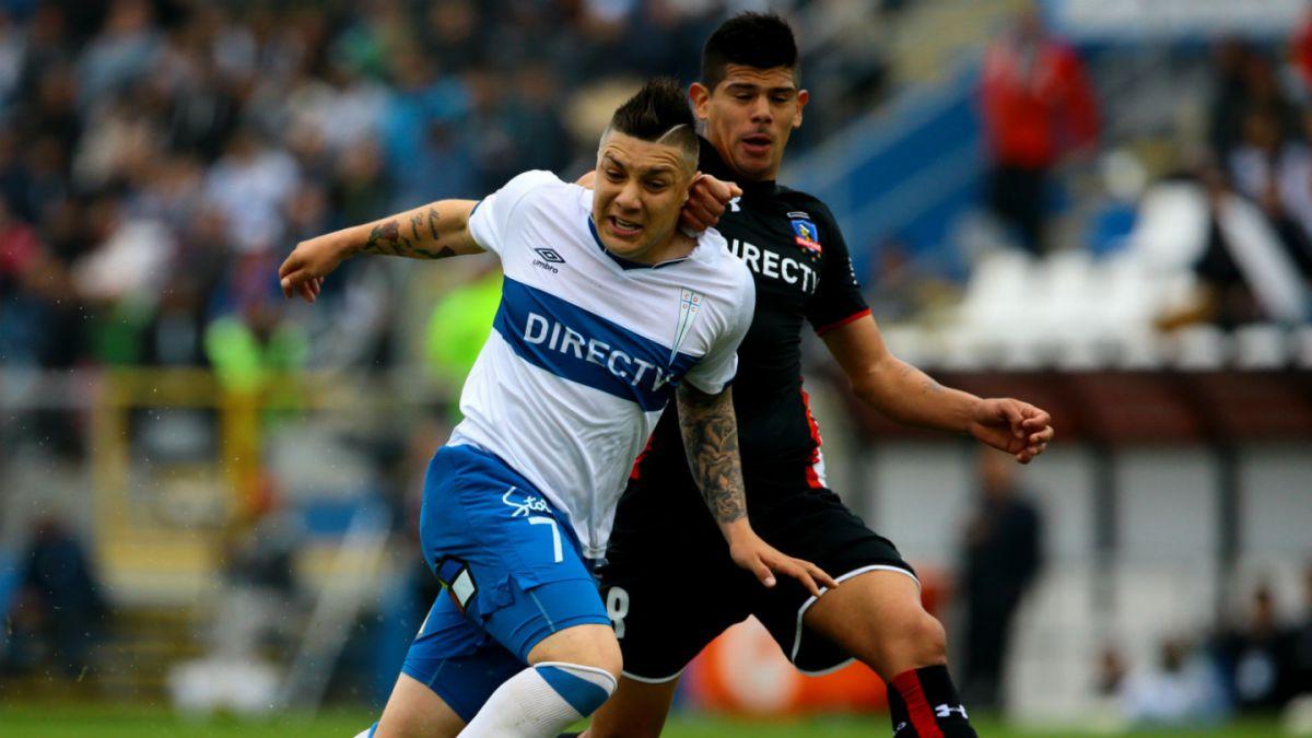 Clásico: Colo Colo y la UC animan el partido más importante de la fecha