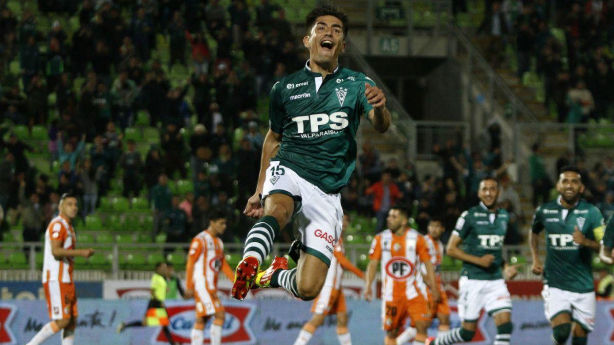 Wanderers vence a Cobresal y escala hasta la zona alta del Clausura 2016