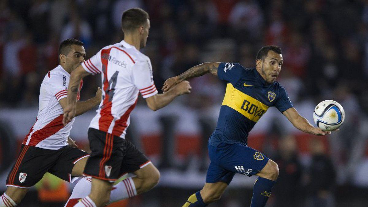 [Minuto a minuto] River Plate y Boca Juniors animan un nuevo superclásico en Argentina