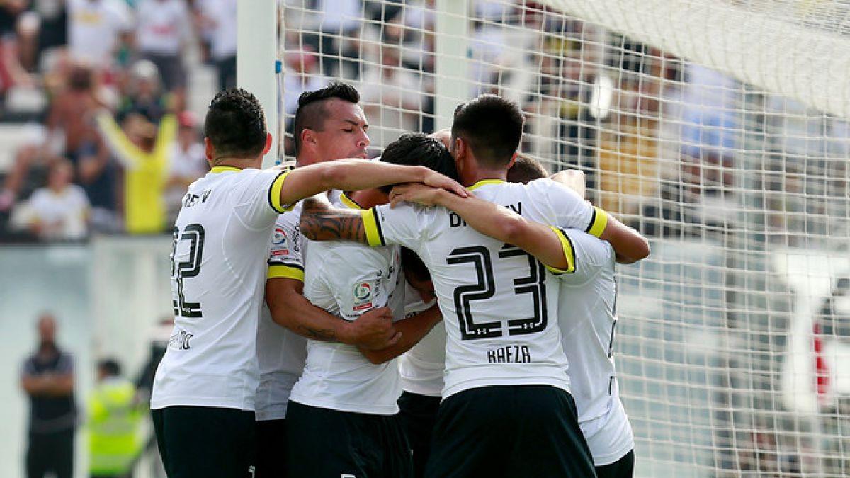 En Colo Colo destacan la efectividad del equipo y ya piensan en Atlético Mineiro