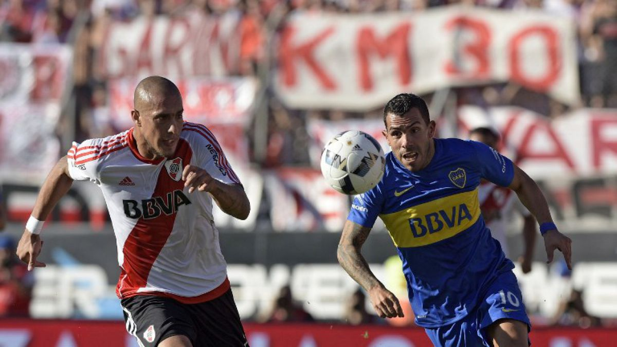 River Plate y Boca Juniors reparten puntos y se alejan de la punta en el torneo argentino