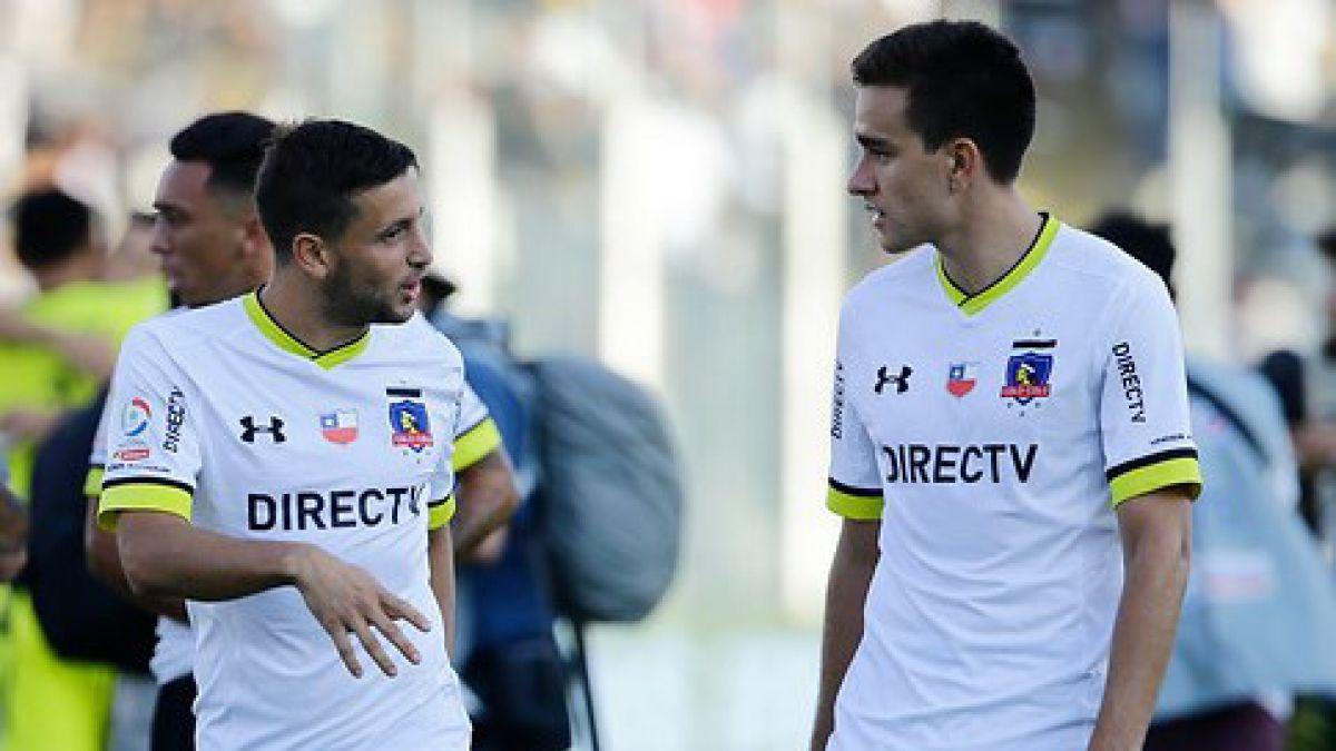 Tonso y Zaldivia: Los argentinos que cimentaron triunfo de Colo Colo sobre la UC