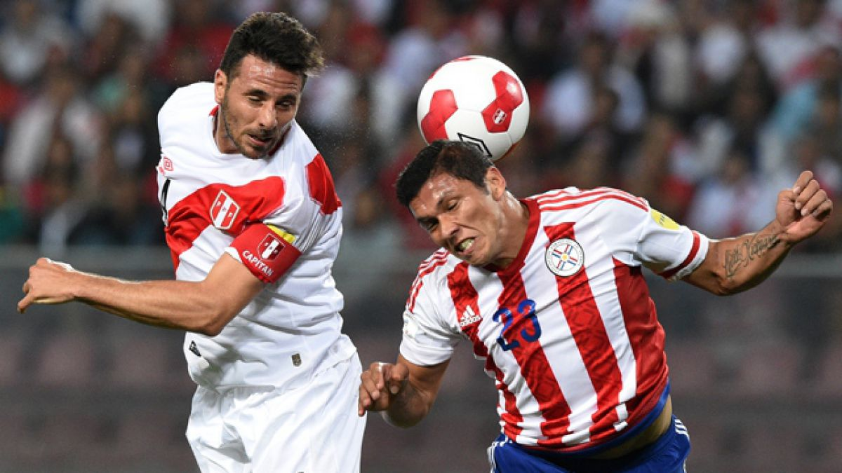 Perú entrega nómina de jugadores que militan en el extranjero