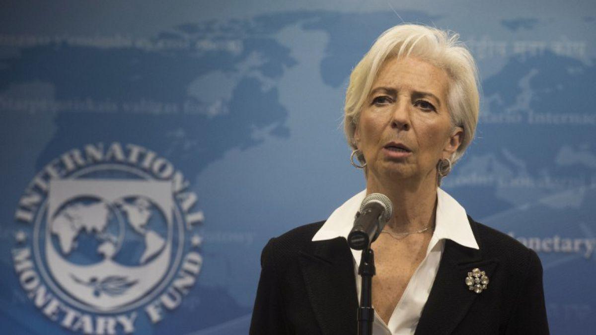 FMI advierte que persisten riesgos para crecimiento de economía mundial