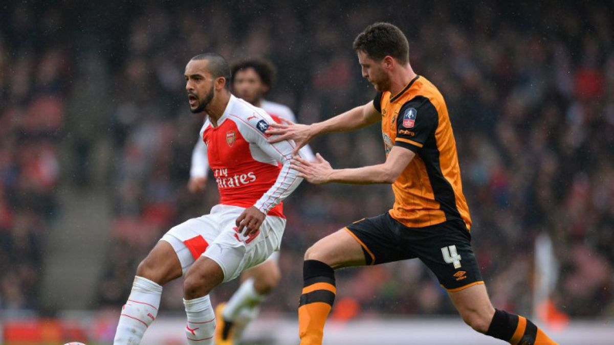 [Gol a Gol] Arsenal de Alexis golea al Hull City por la Copa FA