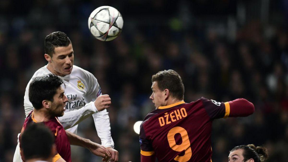 [Minuto a Minuto] Real Madrid está venciendo a la Roma en octavos de Champions