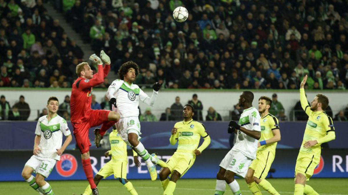 [Minuto a Minuto] Wolfsburgo está derrotando al Gent en Alemania por la Champions