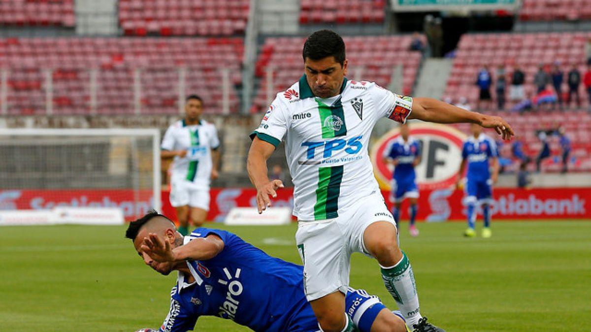 Wanderers hace oficial la renovación de David Pizarro hasta finales del 2016