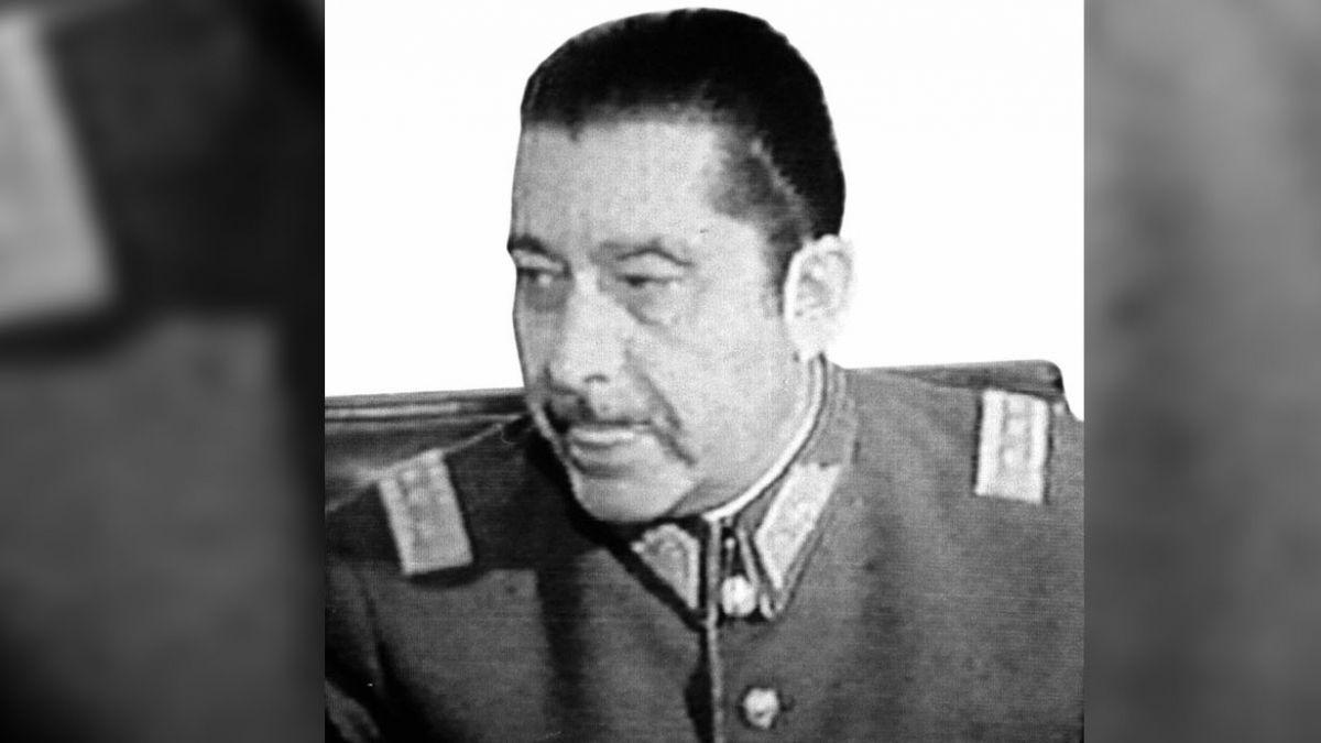 Sergio Arellano Stark, jefe de la Caravana de la Muerte