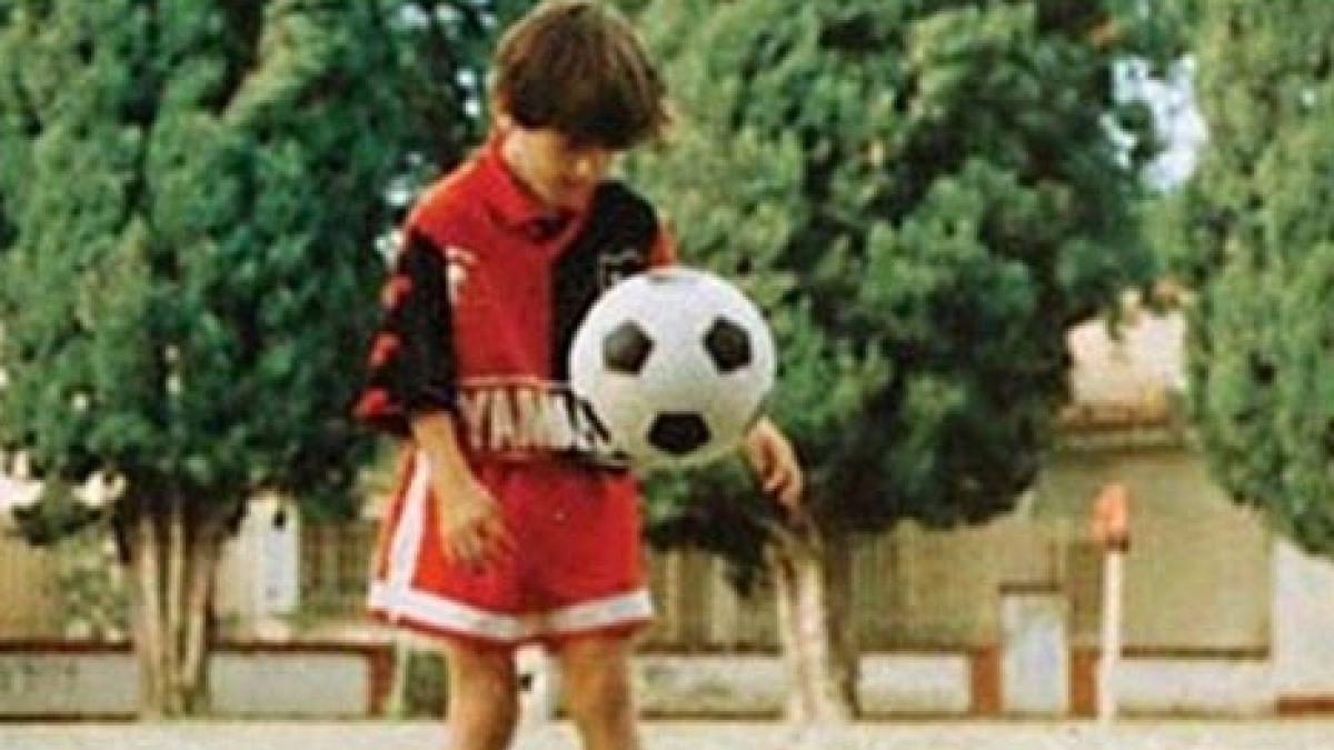 [VIDEO] Revelan golazo inédito de Lionel Messi cuando tenía ocho años