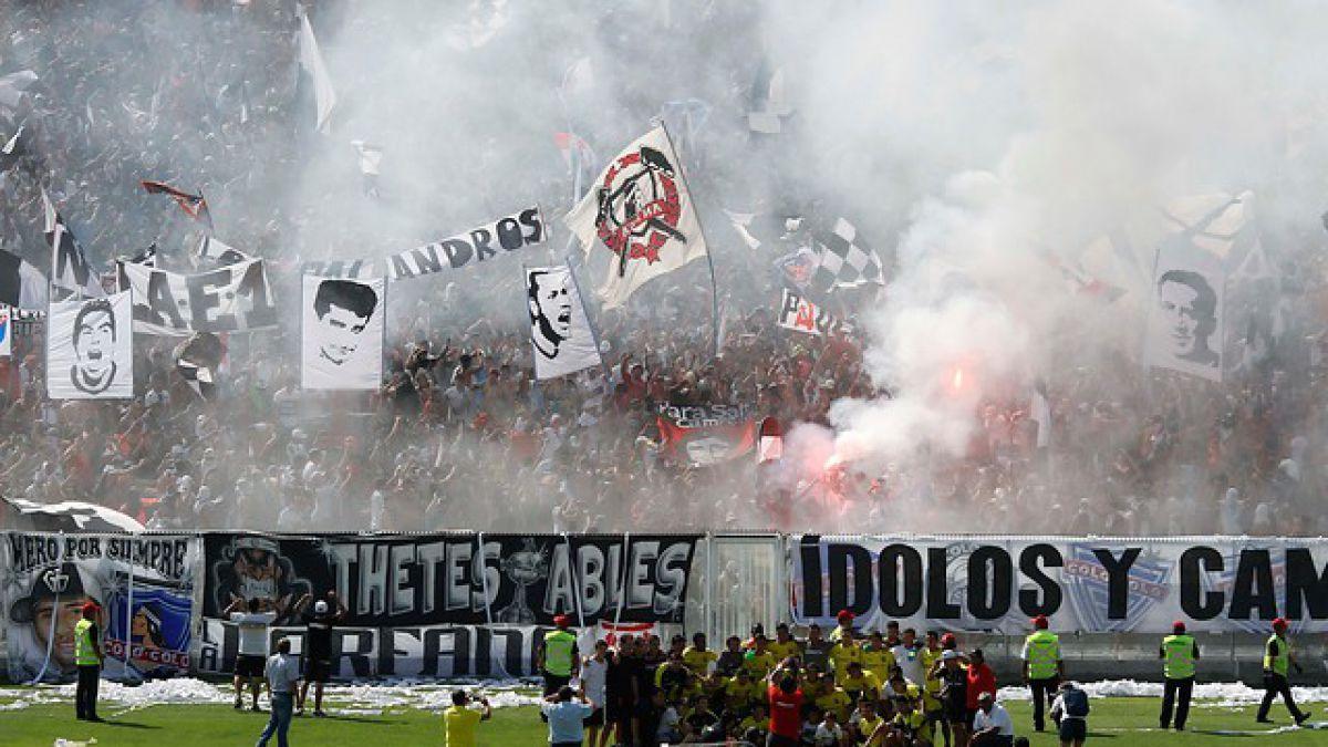 Colo Colo designa a cinco personas para tocar el bombo en duelo con Atlético Mineiro