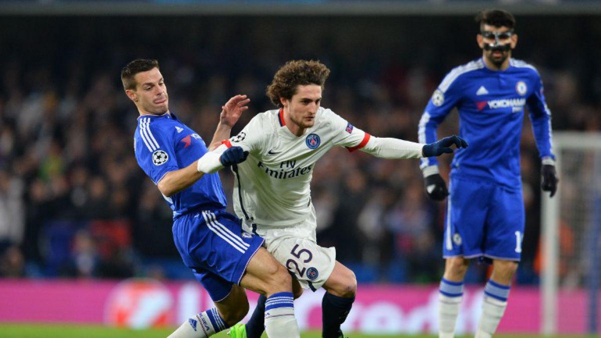 [Minuto a Minuto] PSG está superando como visita al Chelsea en la Champions
