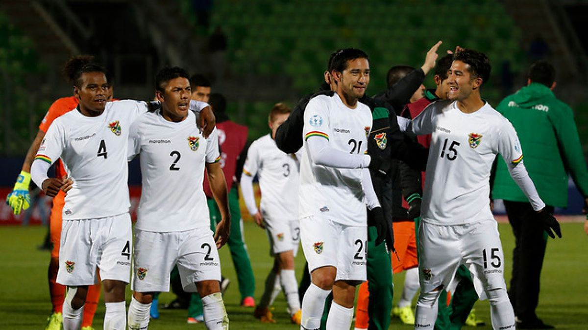 Bolivia convoca a 34 jugadores para duelos ante Colombia y Argentina por Clasificatorias