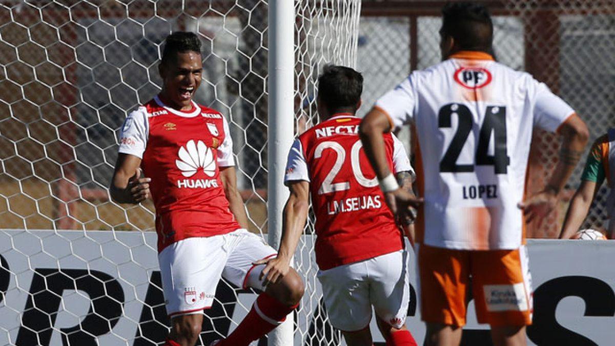 Cobresal cae ante Santa Fe y se hunde en el Grupo 8 de Copa Libertadores