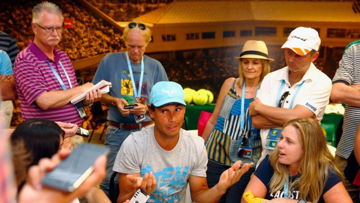 """Rafael Nadal y doping de Sharapova: """"Hubo negligencia, pero debe ser castigado"""""""