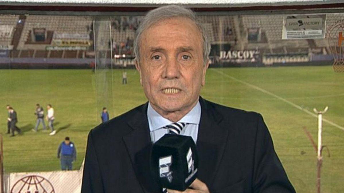 Afamado ex futbolista Roberto Perfumo sufre fractura de cráneo y permanece en estado delicado