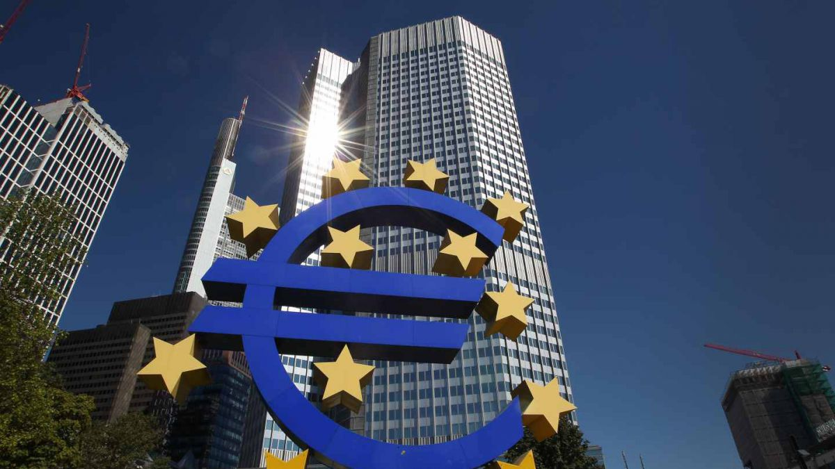 Banco Central Europeo recorta sus tres tasas de referencia