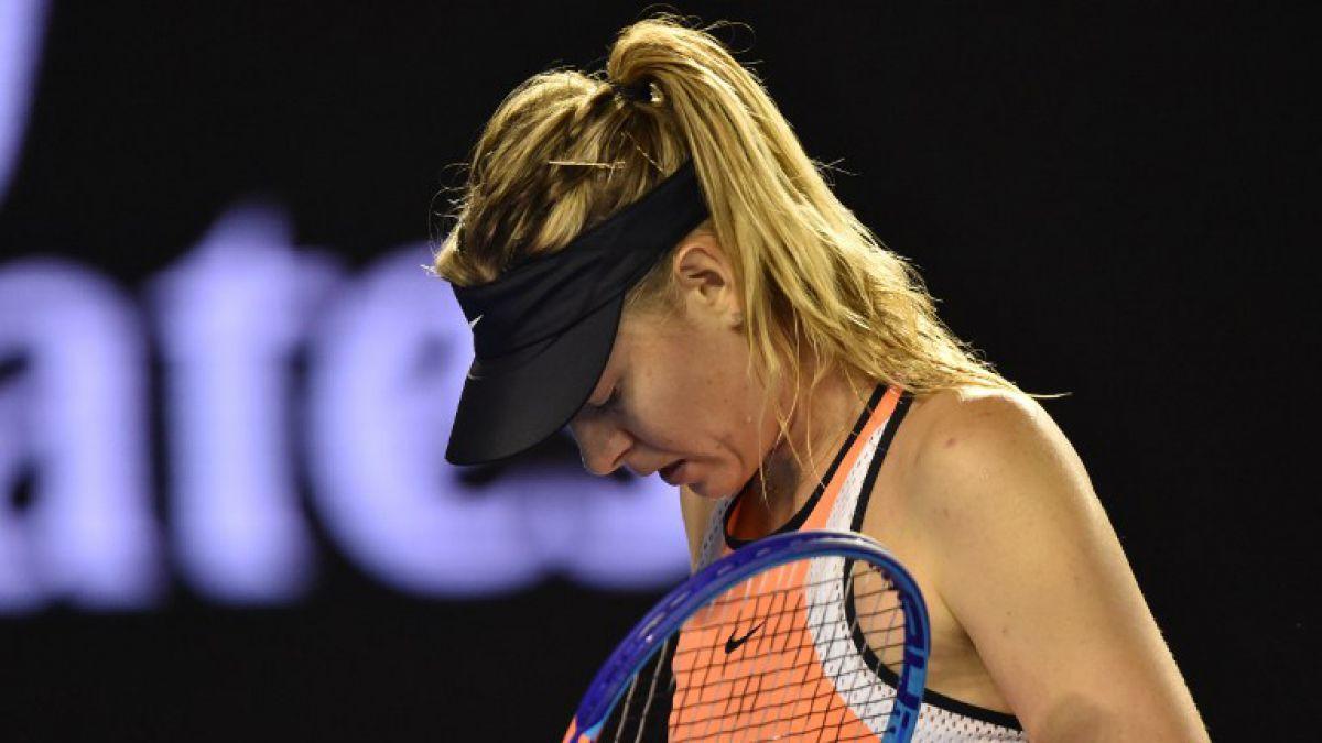 """Sharapova publica emotiva carta: """"Quiero volver a jugar y espero tener la oportunidad de hacerlo"""""""