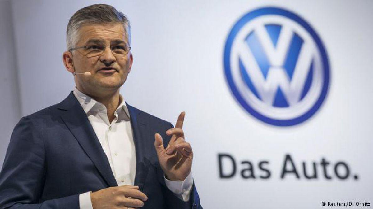 EE. UU.: Renuncia directivo de Volkswagen tras escándalo de emisiones