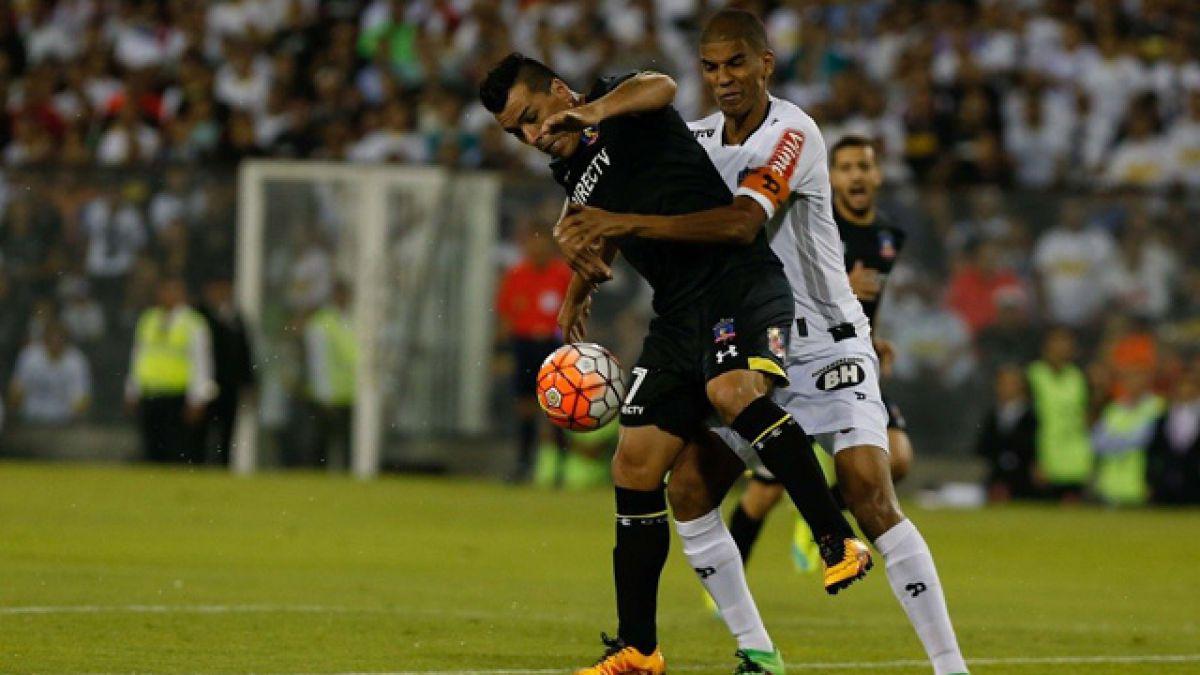 [Minuto a Minuto] Colo Colo y Atlético Mineiro están igualando por Copa Libertadores