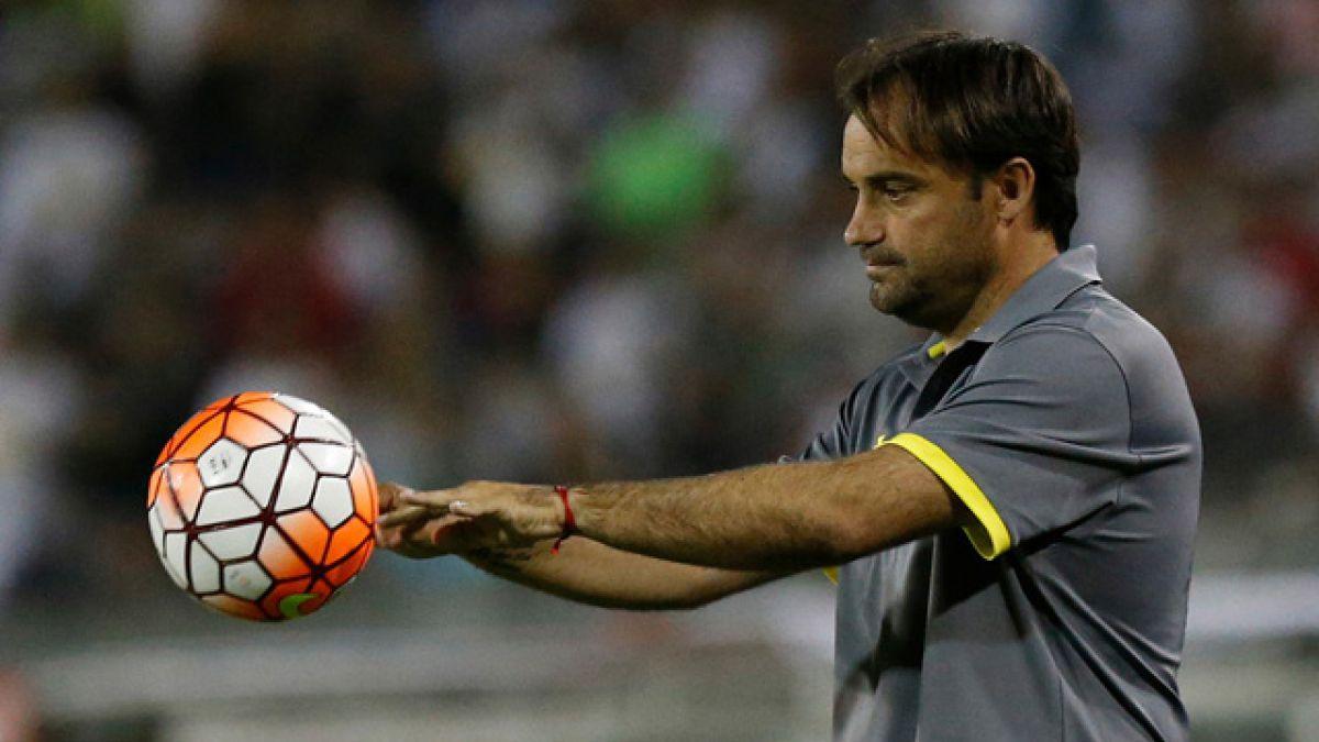 """José Luis Sierra: """"Tuvimos cuatro ocasiones muy claras para haberlo ganado"""""""