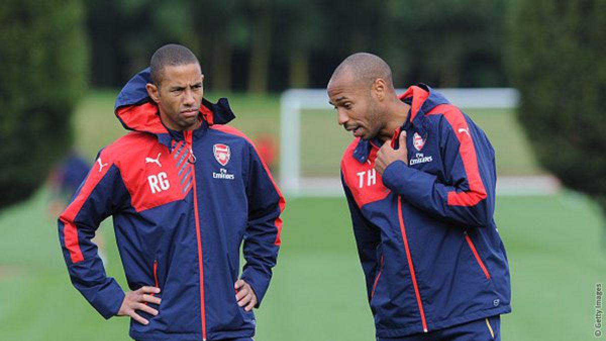 ¿Reemplazará algún día a Wenger? Thierry Henry obtuvo título de entrenador de la UEFA