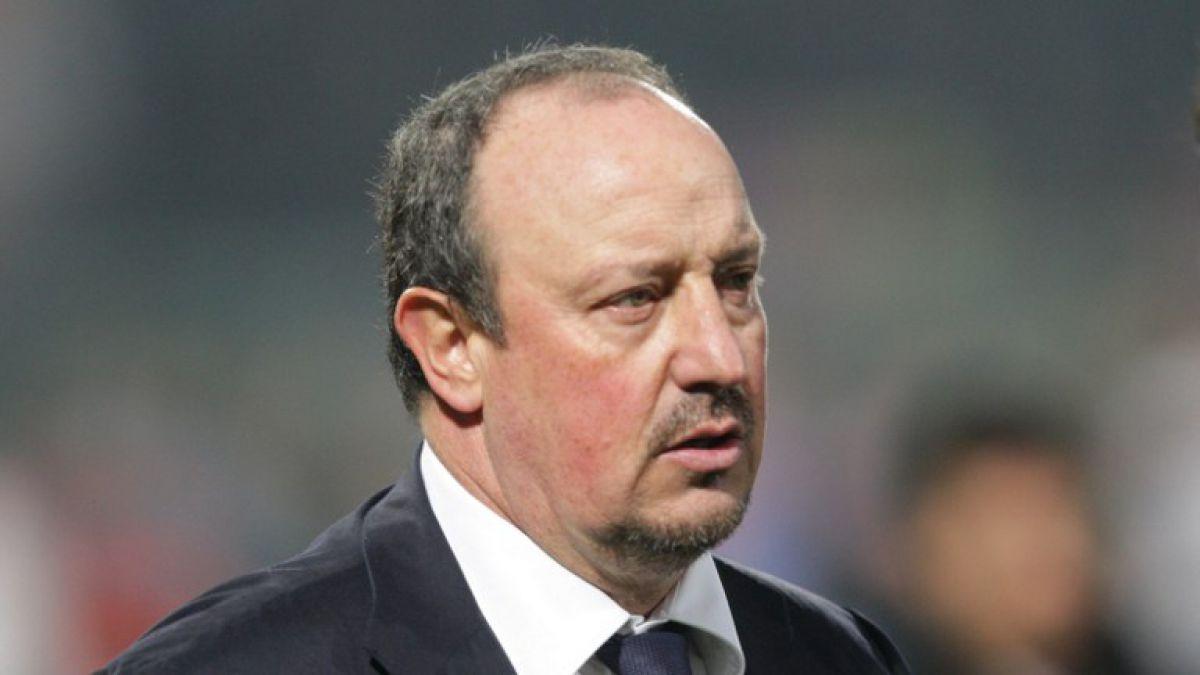 Rafael Benítez asume como técnico del Newcastle con la misión de salvarlo del descenso