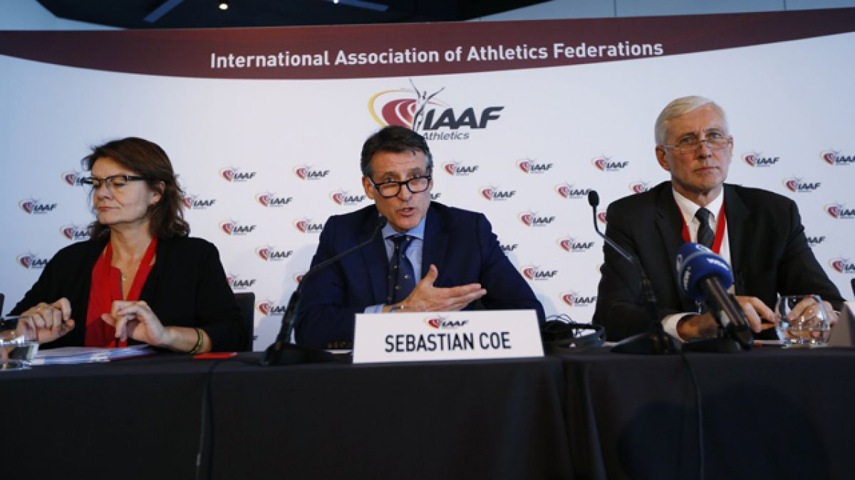 Federación Internacional de Atletismo mantiene suspensión a atletas rusos