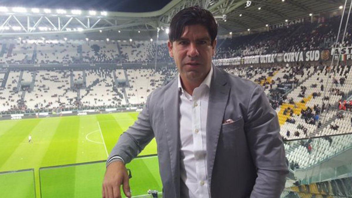 Juventus y Marcelo Salas se reencuentran en Turín