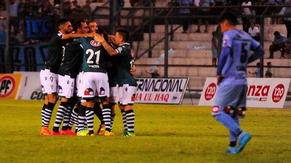 Santiago Wanderers vence a Iquique y se ubica como escolta de Colo Colo