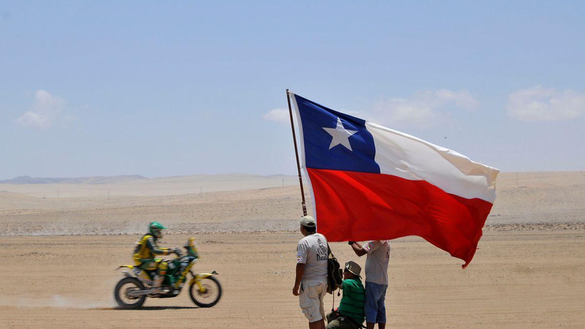 CADEM: 78% de los chilenos quiere que el Rally Dakar vuelva a pasar por Chile en 2017
