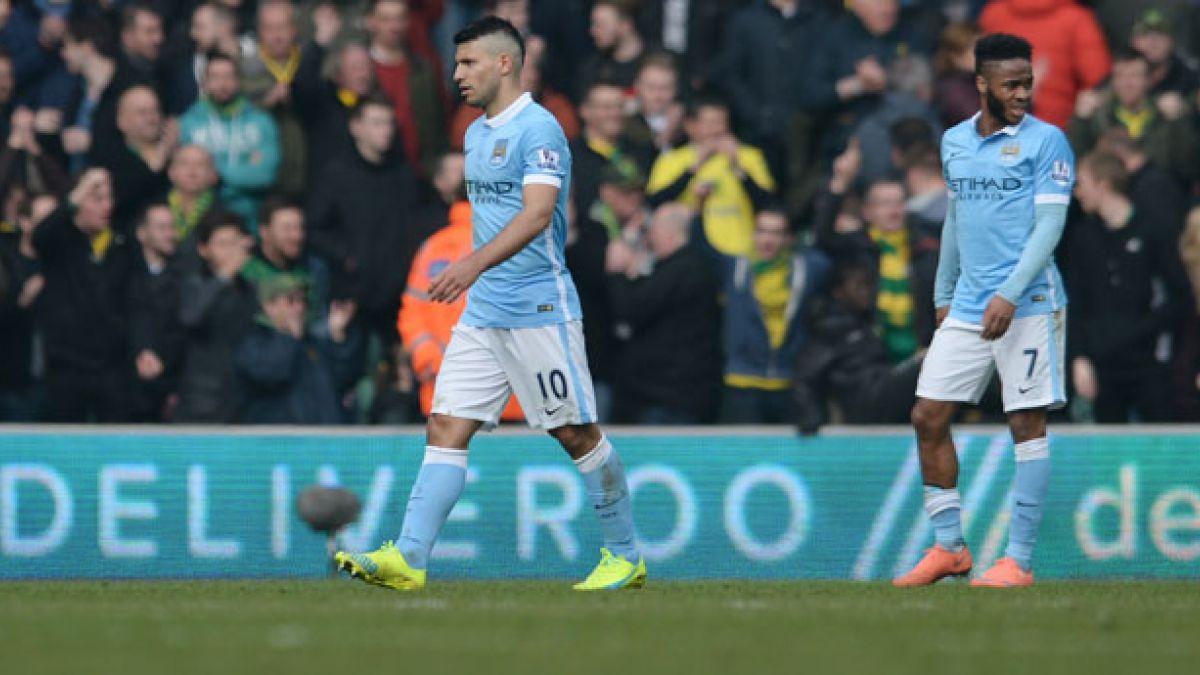Manchester City de Pellegrini da otro paso atrás al empatar a cero con el Norwich