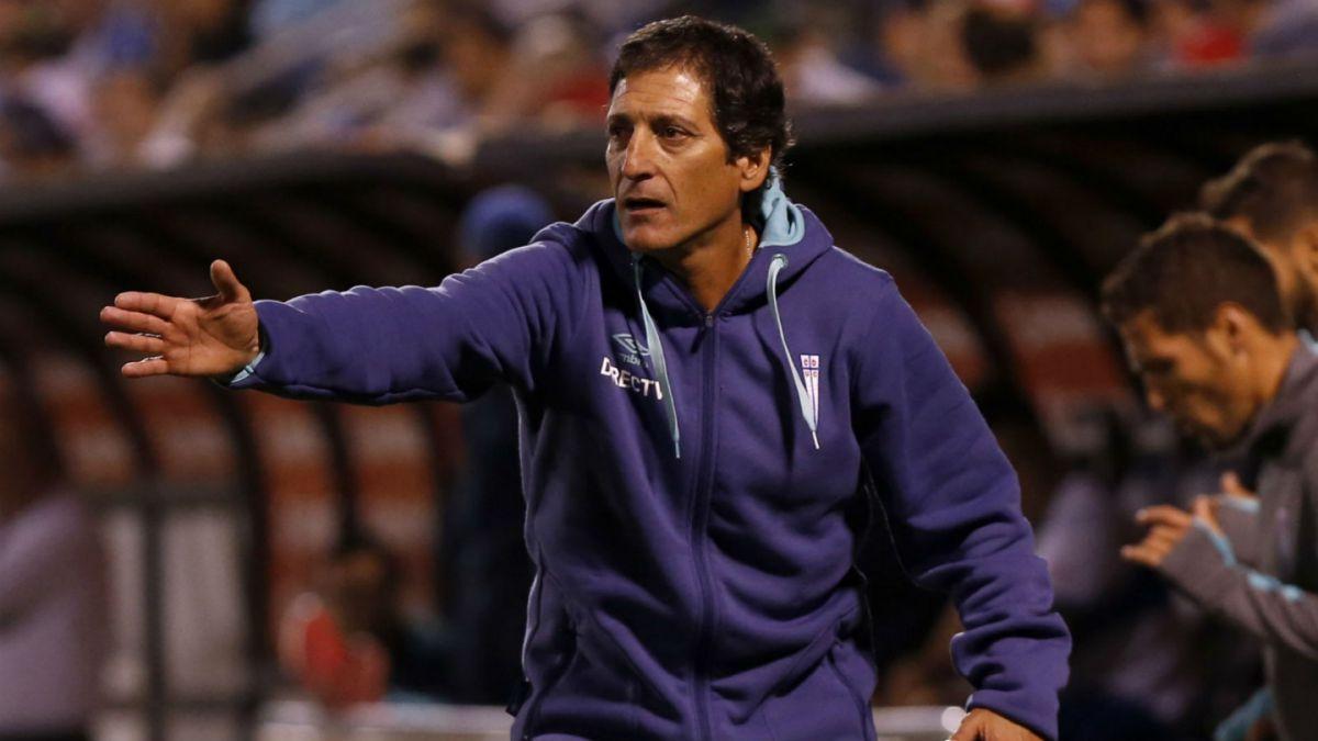 Salas tras victoria sobre Antofagasta: Deberíamos haber ganado por dos o tres goles de diferencia