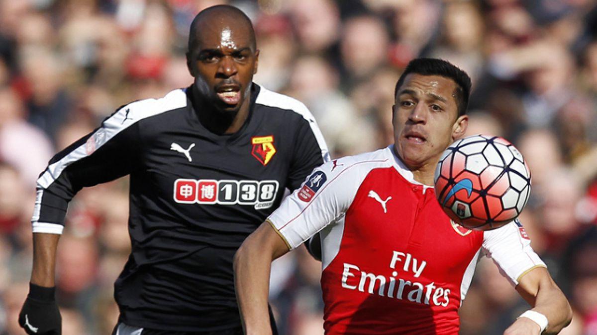 Arsenal FC y Alexis Sánchez quedan eliminados de la Copa FA