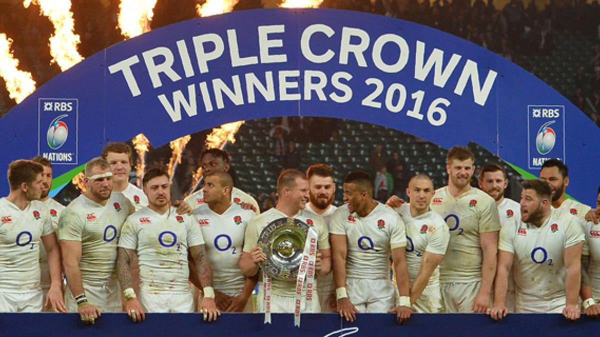 Inglaterra se queda con el título en el Seis Naciones tras derrota de Francia ante Escocia