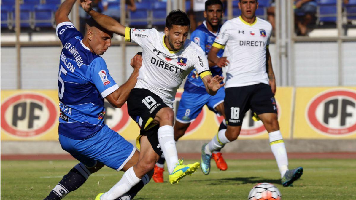 Sorpresa en Arica: Colo Colo cae ante San Marcos y pierde el invicto en el Clausura