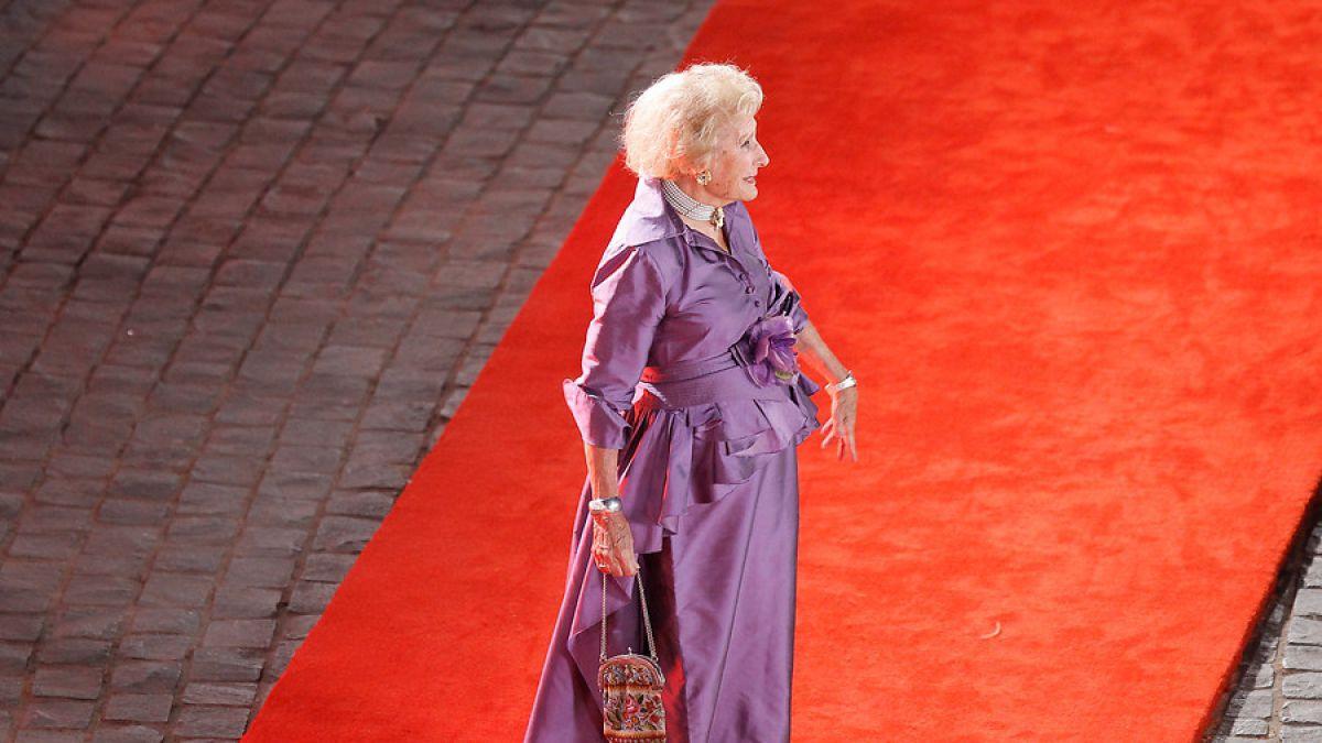 Julita Astaburuaga murió a la edad de 96 años